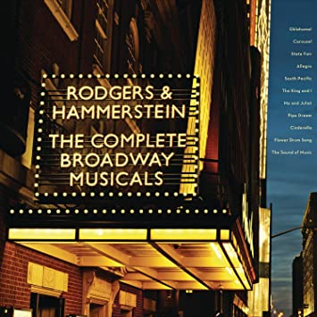 Rodgers Hammerstein The Complete Broadway Musicals