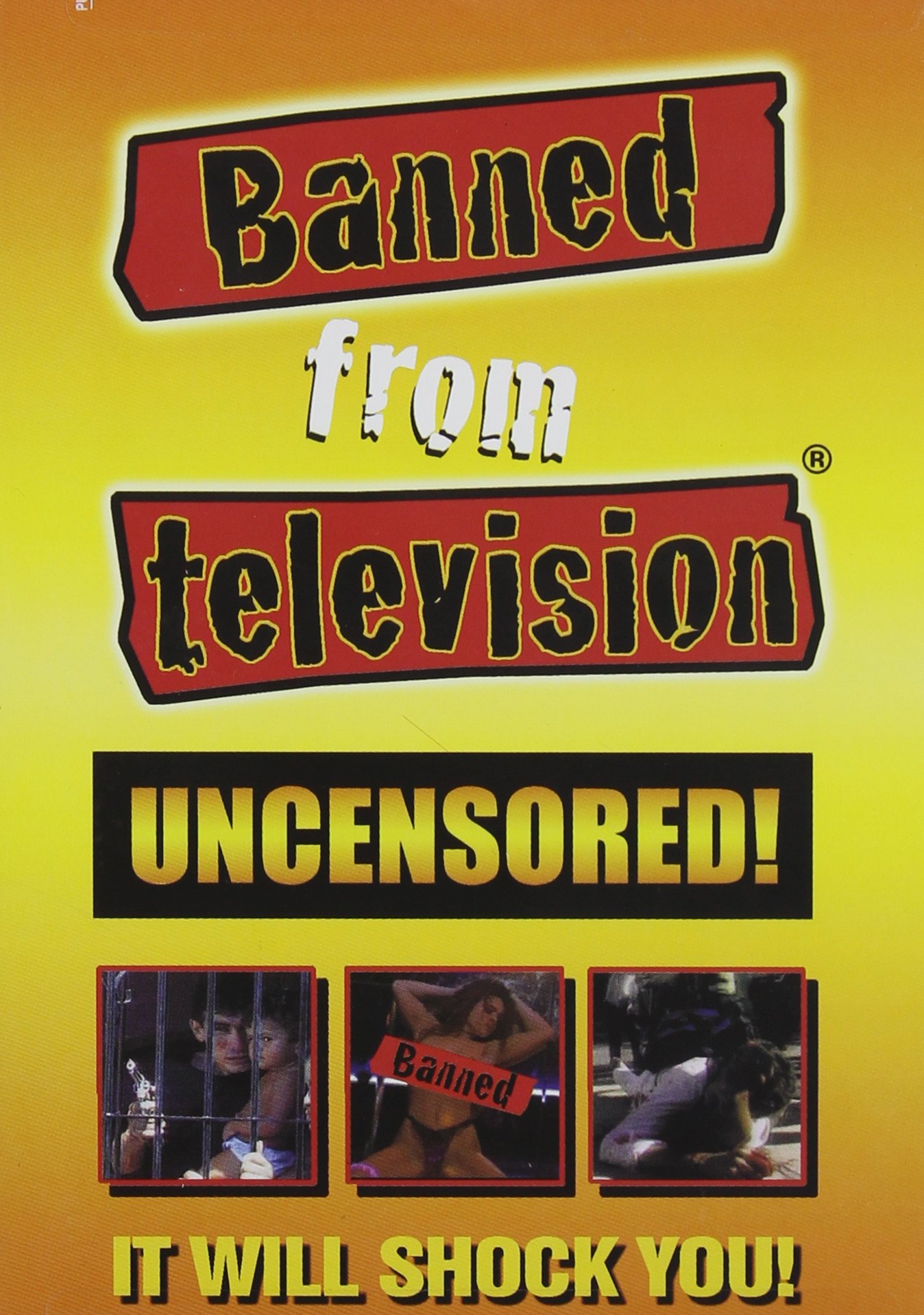 Banned From Television, Uncensored! by Ggw Brands