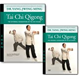 Bundle: Tai Chi Qigong DVD and book for Beginners (YMAA) Dr. Yang, Jwing-Ming