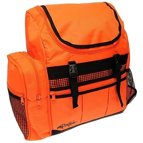 Dolfin natación mochila naranja Mochila bolsa de natación Sportsbag – Mochila para niños Gymbag, naranja
