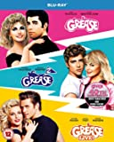 Grease 40th Anniversary Triple (Grease/Grease 2/Grease Live) [2018] [Region Free]