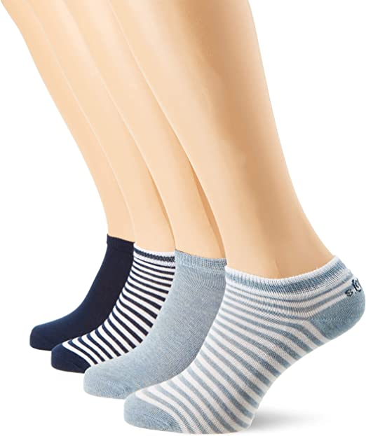 para Hombre s.Oliver Socks Calcetines, Pack de 6