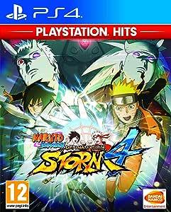 Naruto Shippuden: Ultimate Ninja Storm 4 (PlayStation Hits) (PS4)