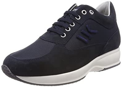 Mens Raul Trainers, Blue, 6 Lumberjack