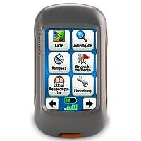 Garmin - Dakota 20 - GPS de randonnée avec écran tactile - Jaune