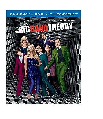 Amazon Com The Big Bang Theory Season 6 Blu Ray Chuck Lorre
