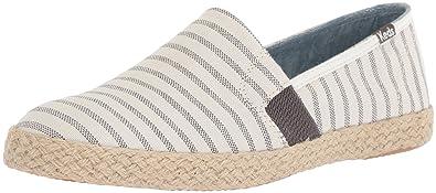 Keds Chillax A-Line Stripe Jute Sneaker 8wSJt2zXJJ