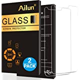 Ailun Screen Protector for LG G3 [2 Pack],Tempered Glass,9H Hardness,2.5D Edge,Ultra Clear Transparency, Bubble Free,Anti-Scratch,Case Friendly-Siania Retail Package