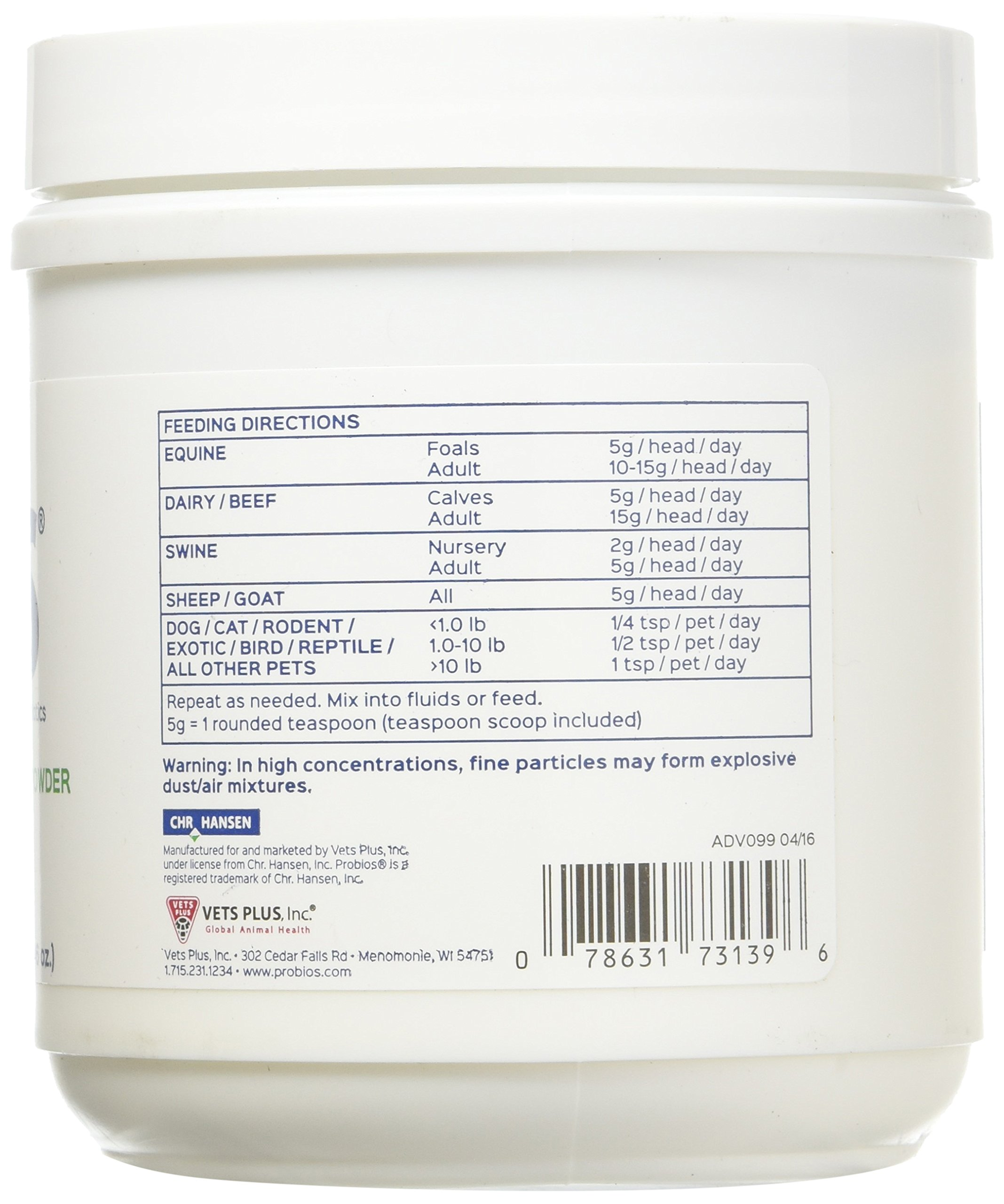 Probios Vet Plus Dispersible Digestive Powder, 240gm 4