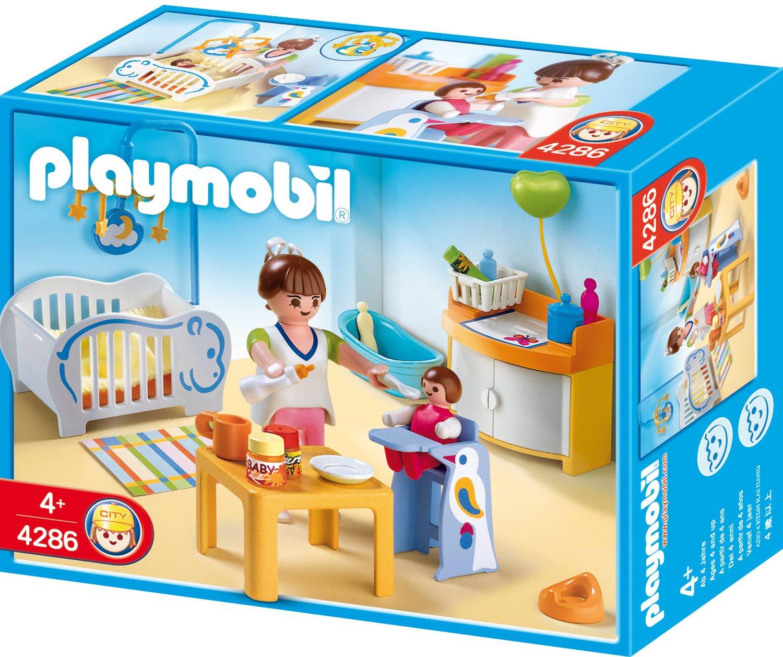 Playmobil - Familia habitación del bebé (626628): Amazon.es: Juguetes y juegos
