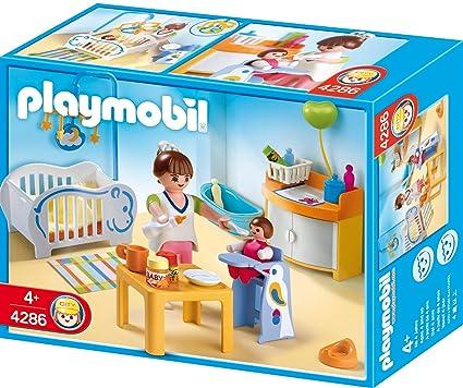 Playmobil - Familia habitación del bebé (626628)