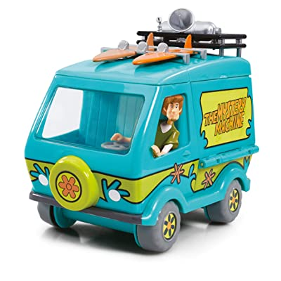 Scooby Doo 7190 Mystery Machine PLAYSET: Toys & Games