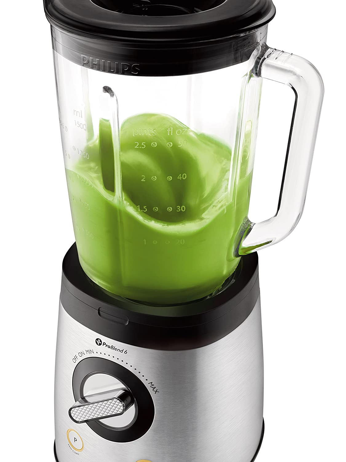 Amazon.com: Philips Avance Collection 800W Blender - HR2096/01: Kitchen & Dining