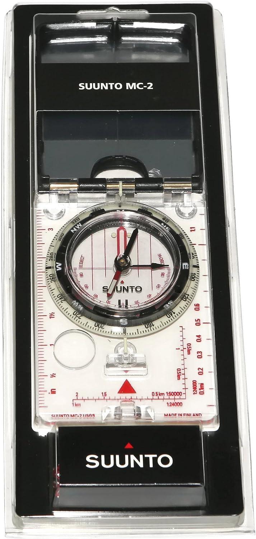 Suunto MC-2 NH USGS Compass : Camping Compasses : Sports & Outdoors