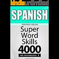 SPANISH 2/Flash Cards + Quiz Book/SUPER WORD SKILLS 4000/Pre-Intermediate