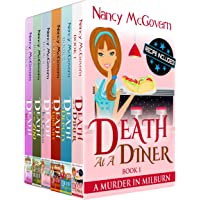 A Murder in Milburn: A Culinary Cozy Mystery Box Set with Recipes