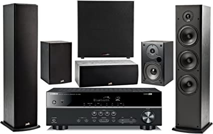 Amazon.com: Yamaha 100.10-Channel Wireless Bluetooth 10K 10D A/V