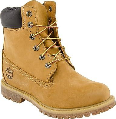 Timberland Women s Wheat Nubuck EK 6 quot  Premium with Internal ... afc4e2173b68