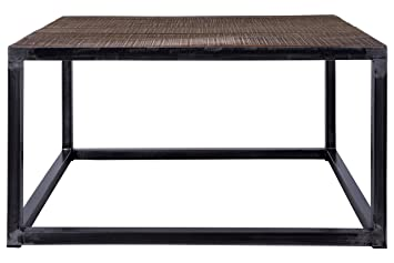 Canett Furniture Blackwood Couchtisch Quadratisch Industrie Design