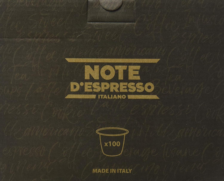 Note DEspresso - Cápsulas de café descafeinado compatibles con ...