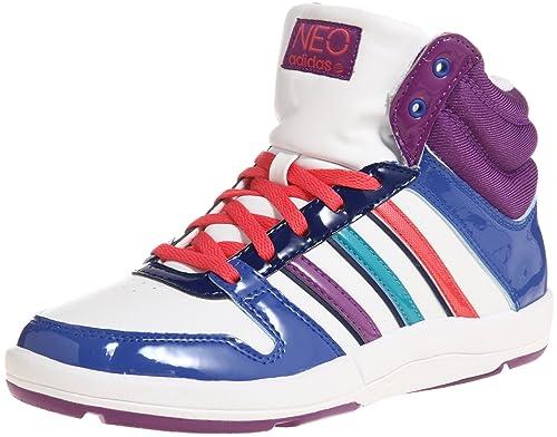 ADIDAS Adidas neo bball mid w zapatillas moda mujer: ADIDAS: Amazon.es: Zapatos y complementos