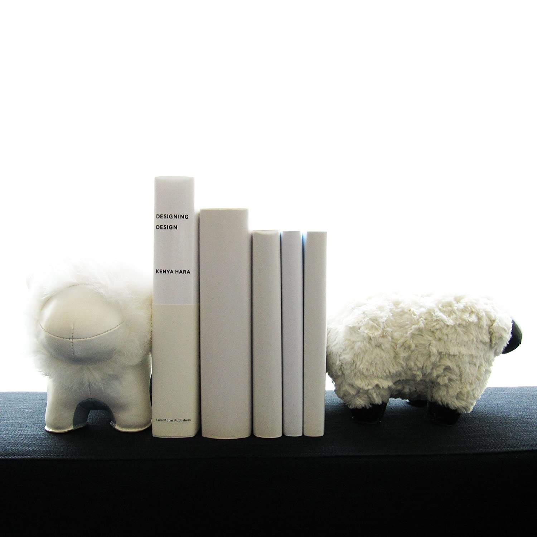 amazon com mollaspace zuny animal bookend sheep home u0026 kitchen