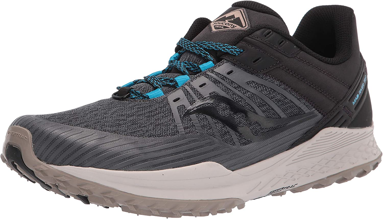 Saucony Men's Mad River Tr2 Trail Running Shoe