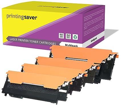 SET de toners compatibles para SAMSUNG CLP-360, CLP-360N, CLP-365 ...