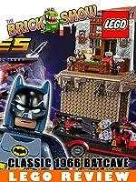 LEGO Classic TV Series Batcave Review (76052)