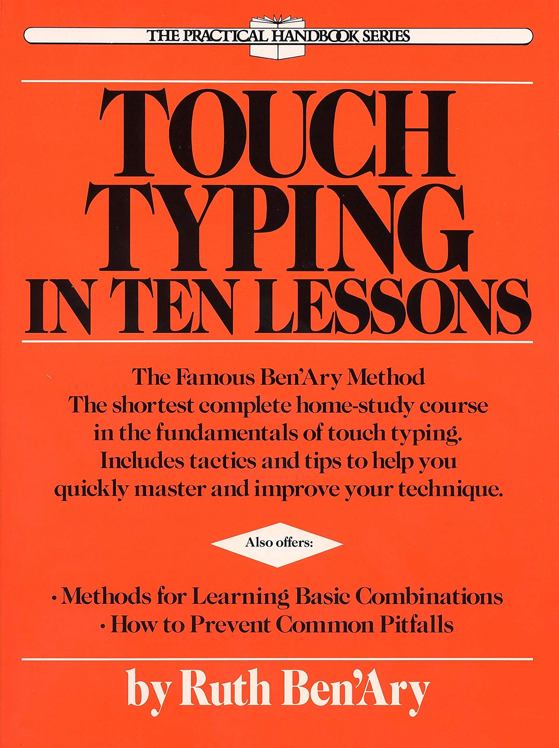 Learn To Touch Type - The Facts