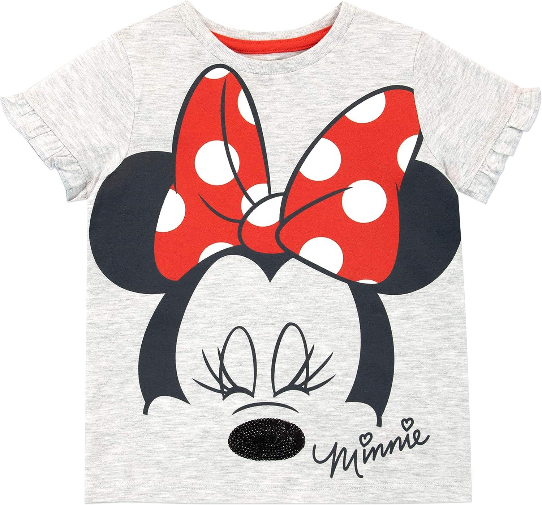 Disney Maglietta e Leggings per Ragazze Minnie Mouse