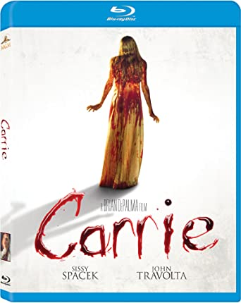 Amazoncom Carrie Blu Ray Sissy Spacek Piper Laurie Amy Irving