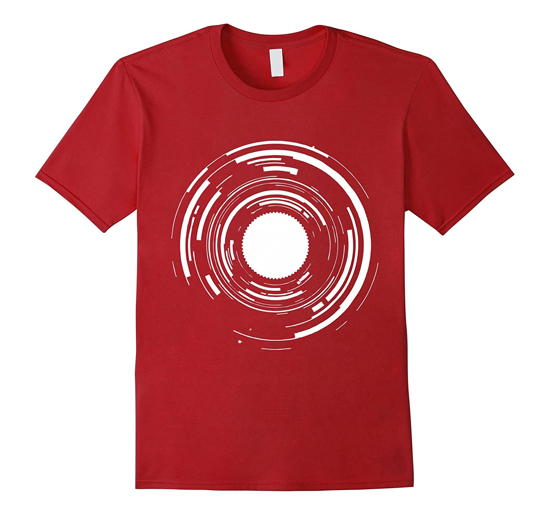 Mens LENS CAMERA T-Shirts-TD