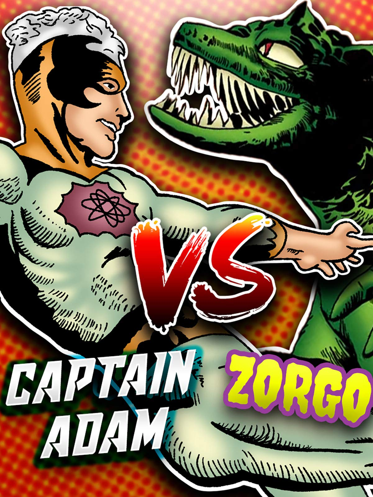 Captain Adam vs Zorgo