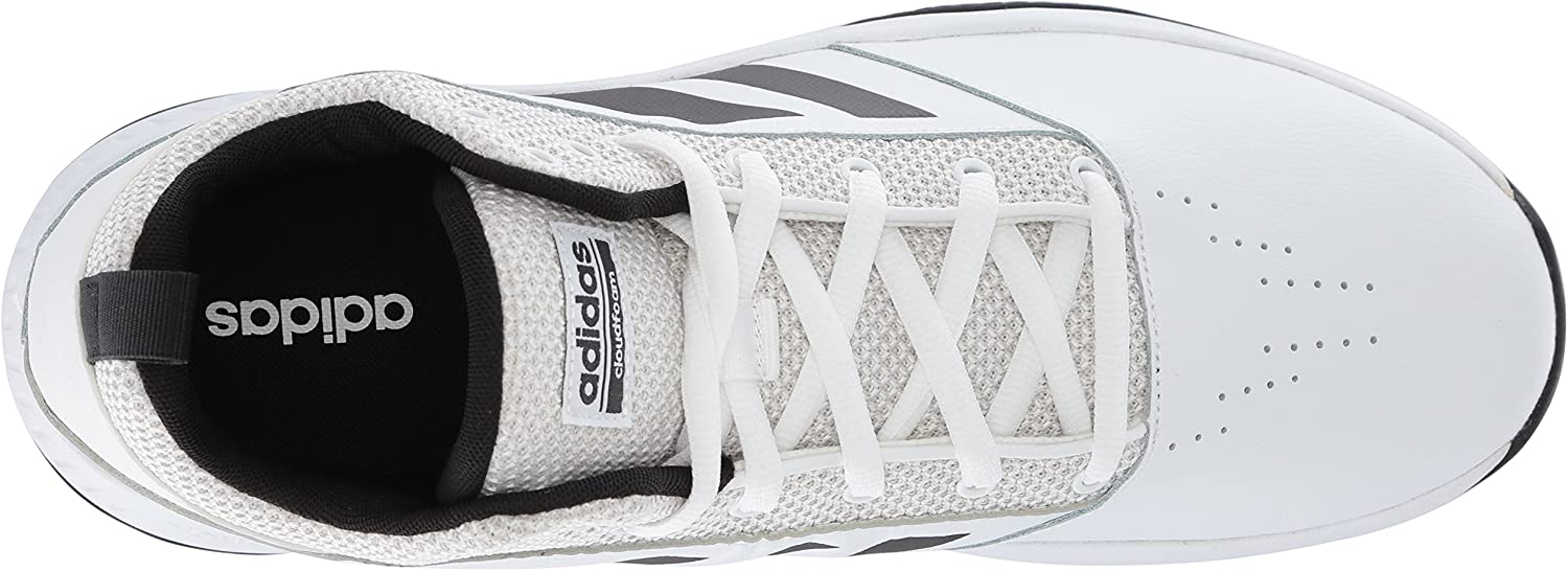 adidas Men's Ilation 2.0 White/Core Black/Grey One