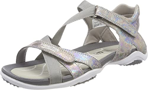 Klett Sandale NANCY von Superfit in blau mittel für Mädchen