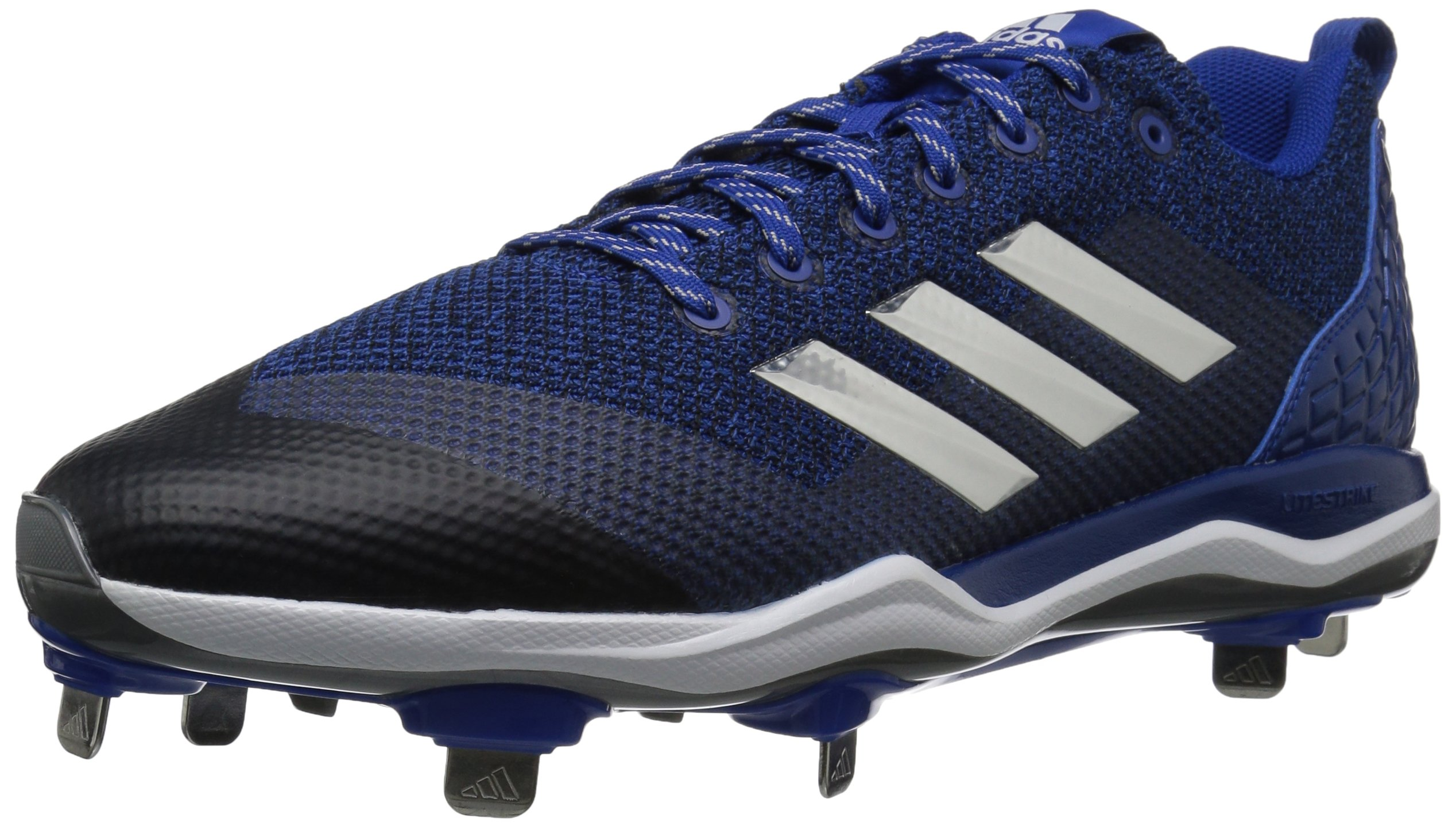 half off e625f 968a0 Galleon - Adidas Men s Freak X Carbon Mid Baseball Shoe, Collegiate Royal,  Silver Met, FTWR White, 12 M US