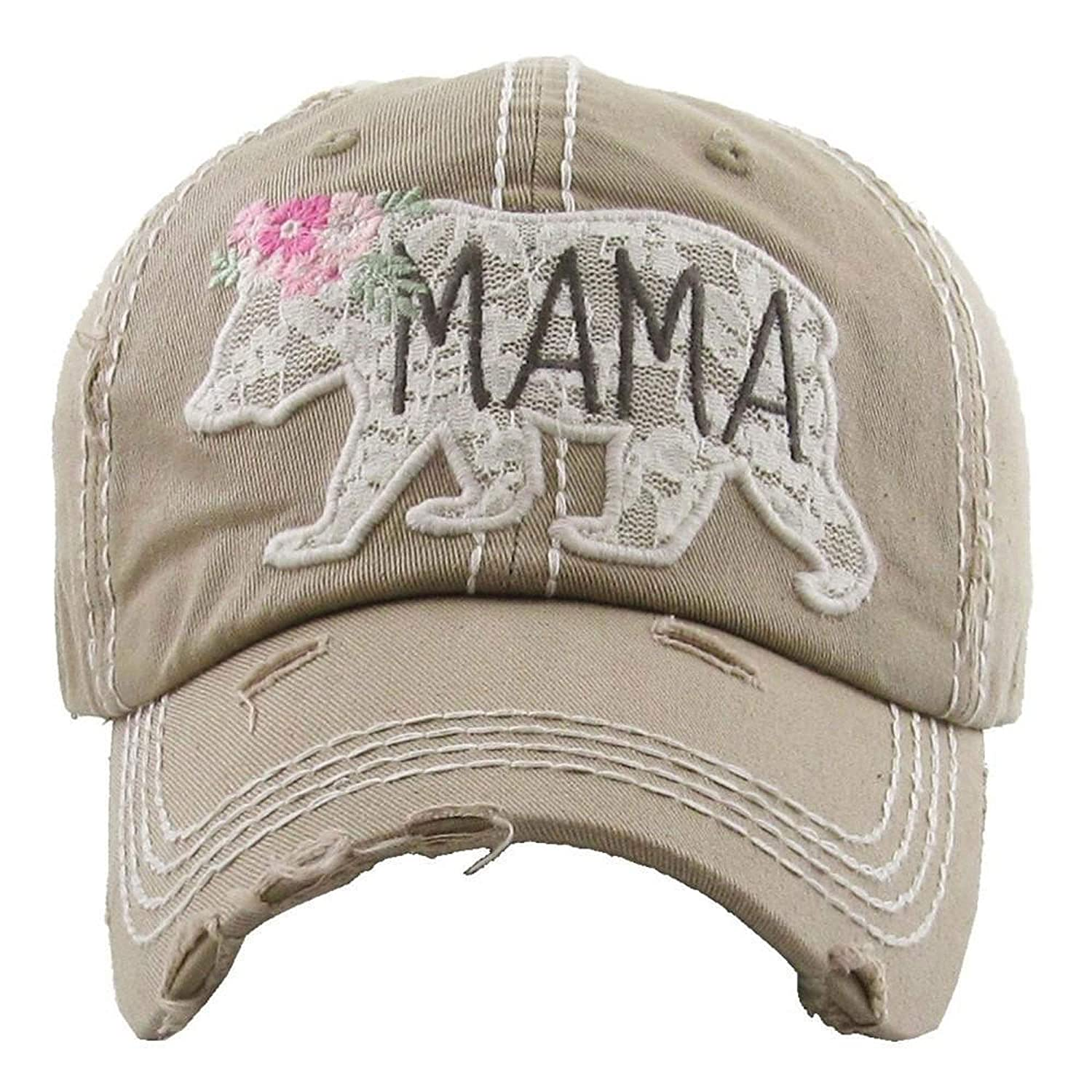 Women's Mama Bear Lace...
