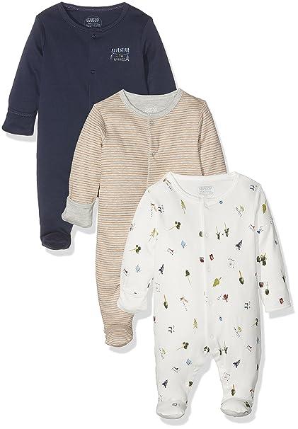 Mamas & Papas Pijama para Bebés (Pack de 3)