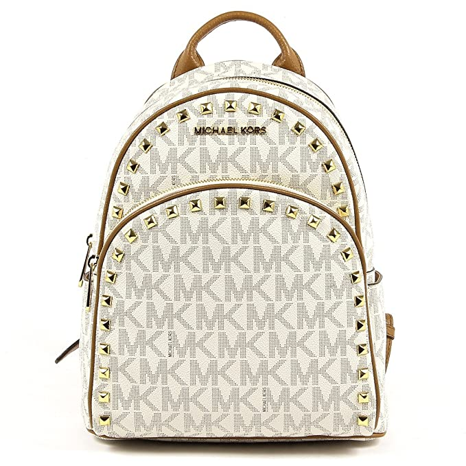 44ae95a09abc ... coupon beige one size michael kors womens backpack abbey 35t7gayb8b  vanilla acrn e3bbb e712c