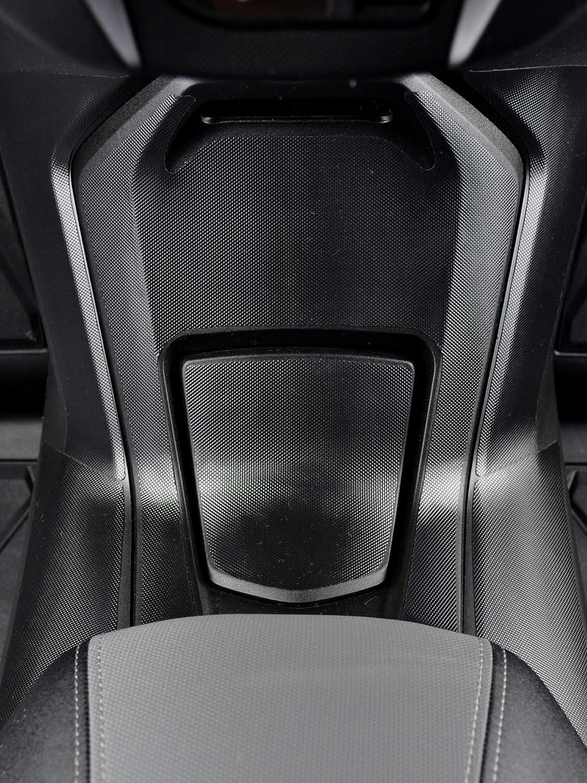 Uniracing K47487 Honda Forza 125//300 19 Scratch Saber Black