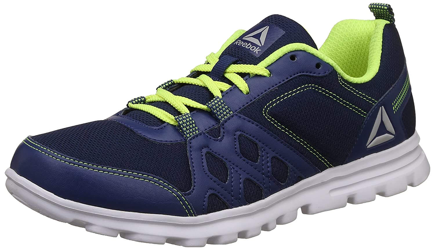 c00ebe5cf68 Reebok Men s Run Fusion Xtreme Multicolor Running Shoes-7 UK India (40.5  EU)(8 US) (CN6026)  Buy Online at Low Prices in India - Amazon.in