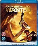 Wanted [Blu-ray][Region Free]