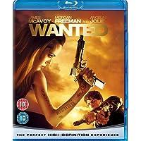 Wanted Blu-ray
