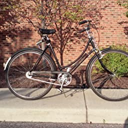 """Bicycle Retro Style New Steel Chrome Finish 16/"""" Frame Pump New"""