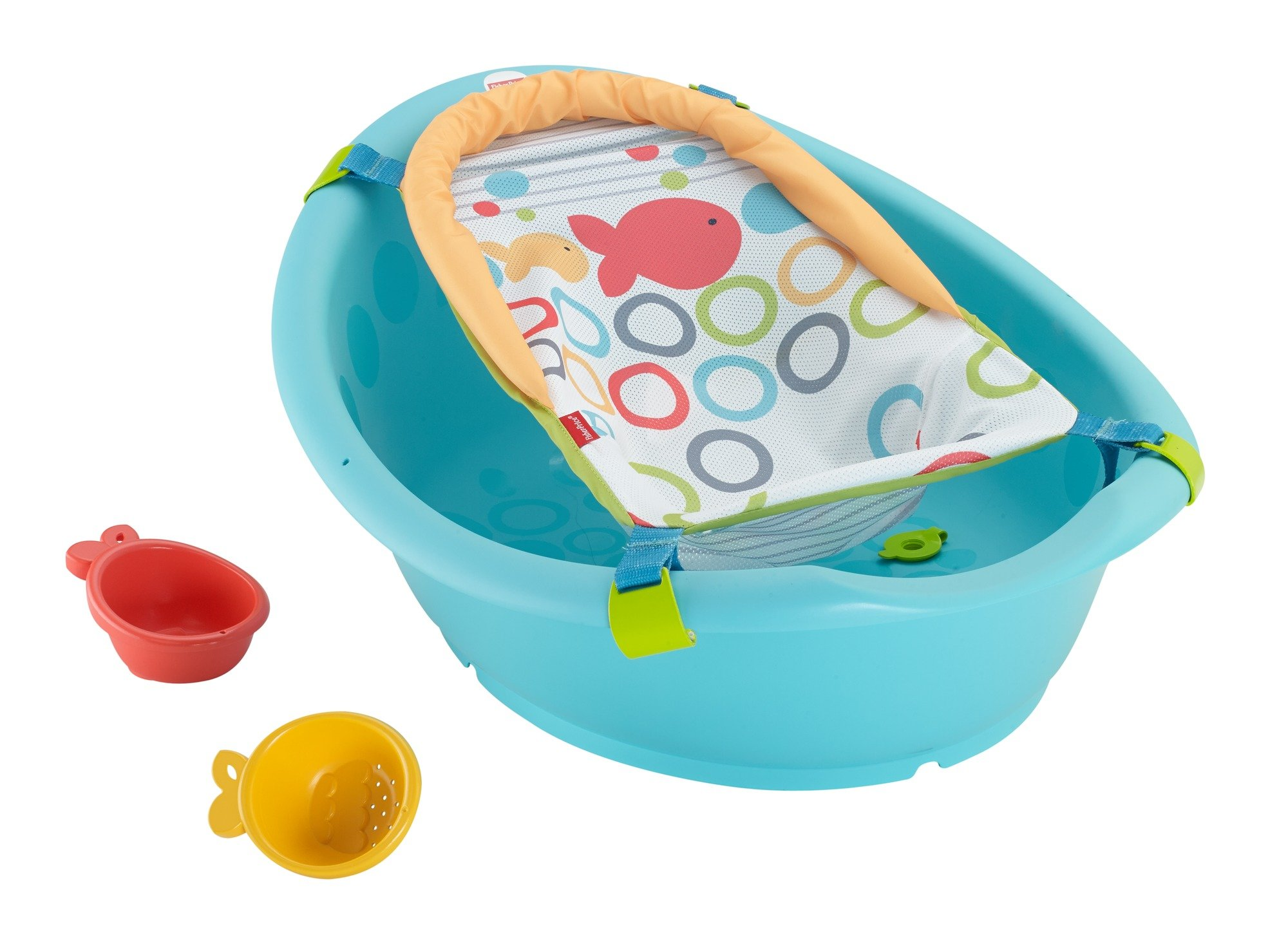 Amazon.com : Fisher-Price Rinse \'n Grow Tub : Baby