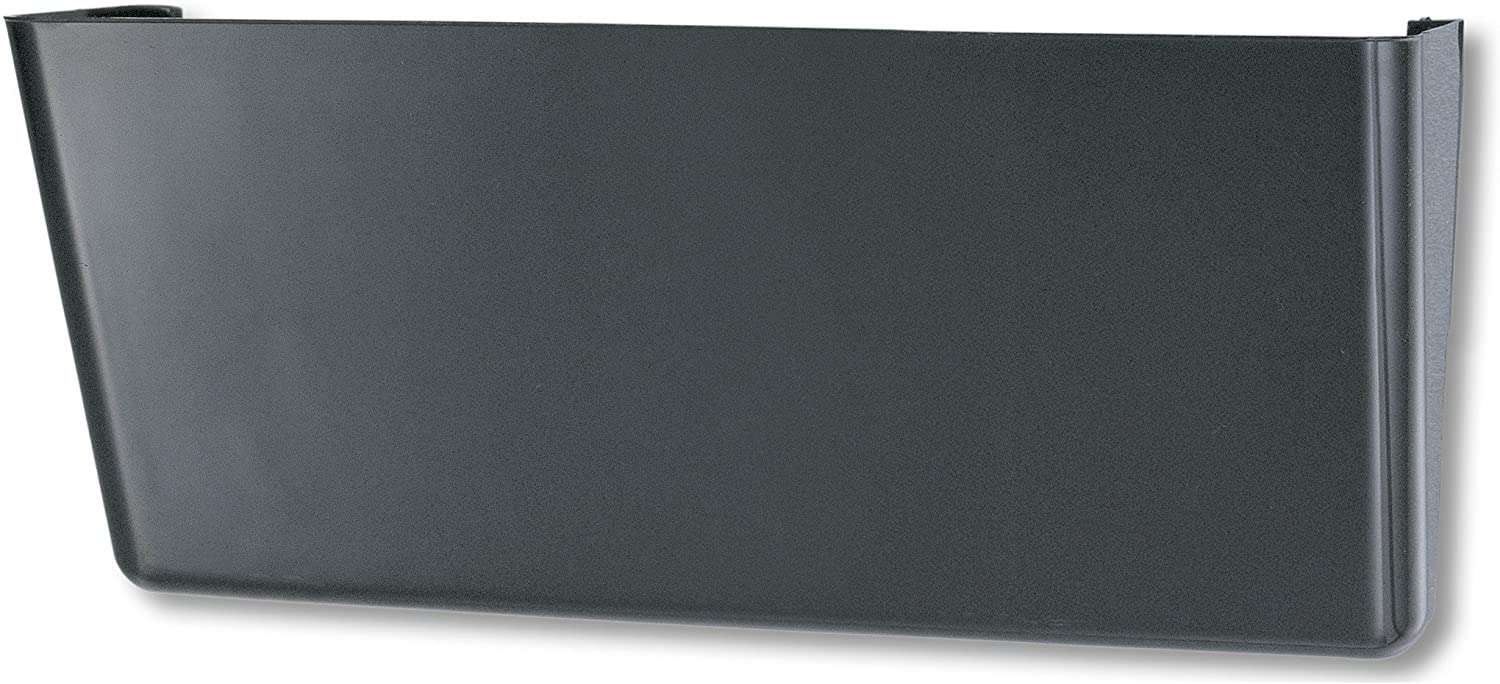 Officemate Wall File, Legal Size, Black (21442)