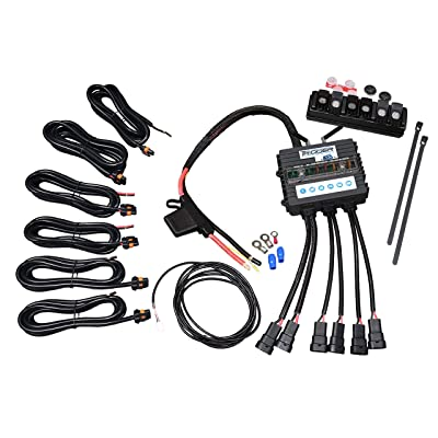 TRIGGER 3001 Six Shooter Accessory Control System: Automotive