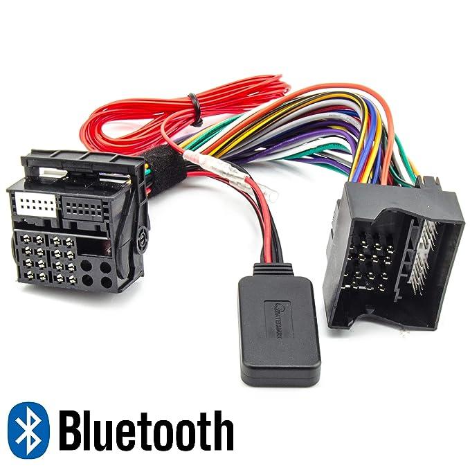 Watermark - Adaptador Audio Bluetooth para Opel CD30, CDC40, CD70 ...
