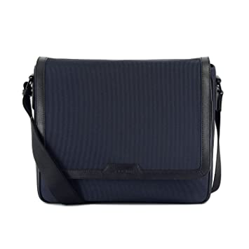 b374cee031 AZZARO - sac bandoulière homme - sac besace - sacoche à porter épaule -  Nylon /